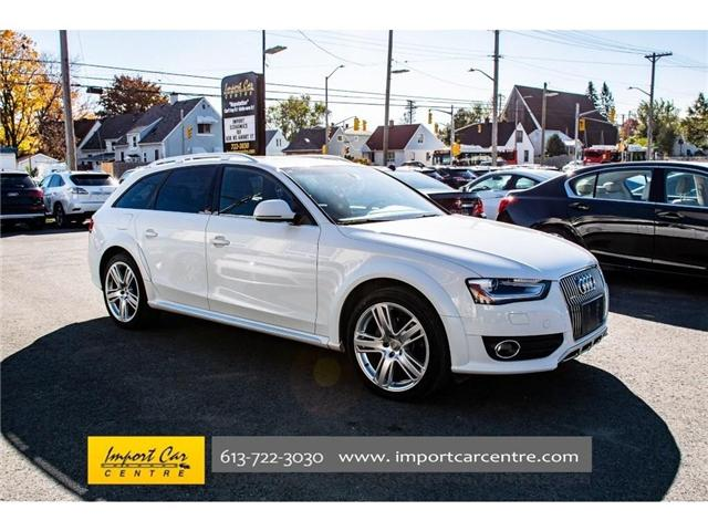2016 Audi A4 allroad 2.0T Progressiv (Stk: 002093) in Ottawa - Image 4 of 30