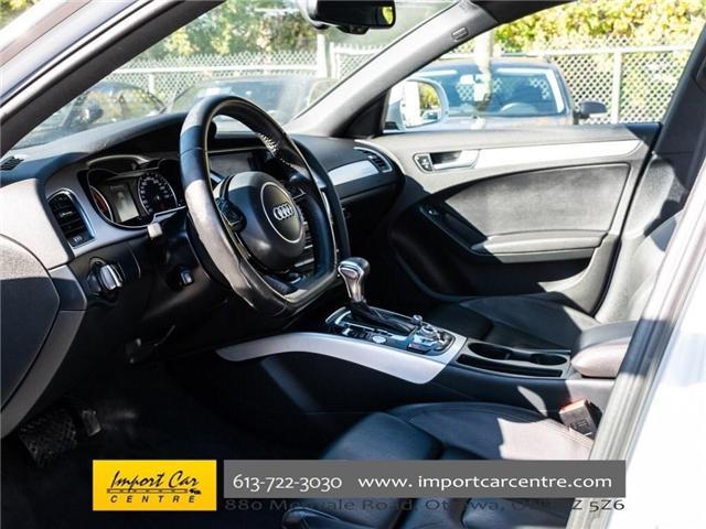 2016 Audi A4 allroad 2.0T Progressiv (Stk: 002093) in Ottawa - Image 10 of 21