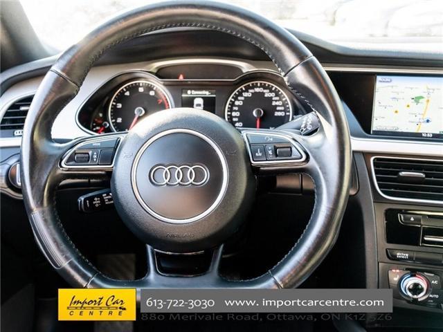 2016 Audi A4 allroad 2.0T Progressiv (Stk: 002093) in Ottawa - Image 18 of 21