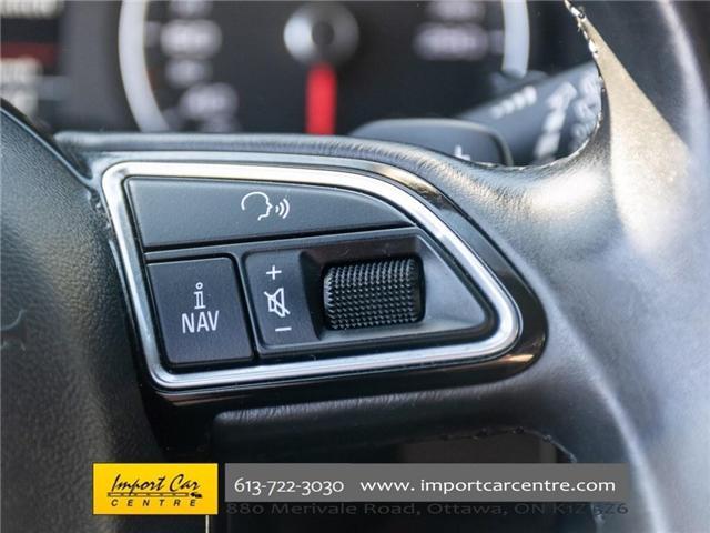 2016 Audi A4 allroad 2.0T Progressiv (Stk: 002093) in Ottawa - Image 19 of 21