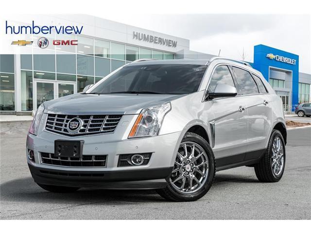 2014 Cadillac SRX Premium (Stk: C4362) in Toronto - Image 1 of 22