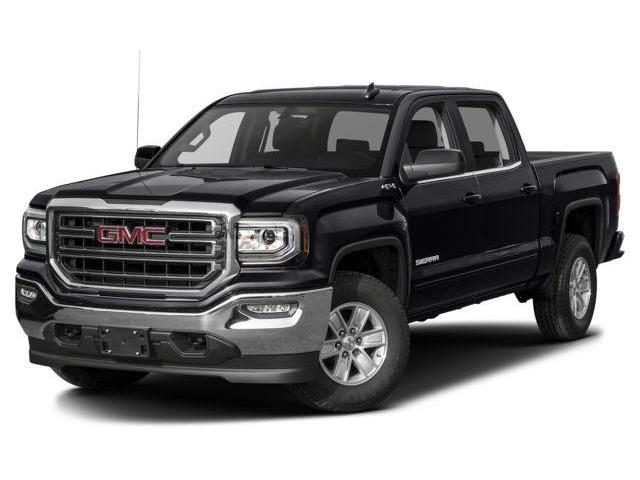 2017 GMC Sierra 1500 SLE (Stk: 154276) in Medicine Hat - Image 1 of 1