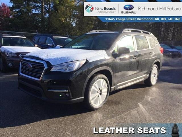 2019 Subaru Ascent Limited w/ Captains Chair (Stk: 32225) in RICHMOND HILL - Image 1 of 19