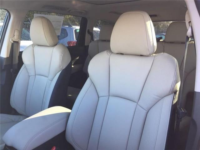 2019 Subaru Ascent Limited w/ Captains Chair (Stk: 32225) in RICHMOND HILL - Image 18 of 19