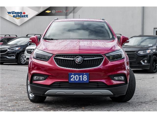2018 Buick Encore Essence (Stk: U562948) in Richmond Hill - Image 2 of 20