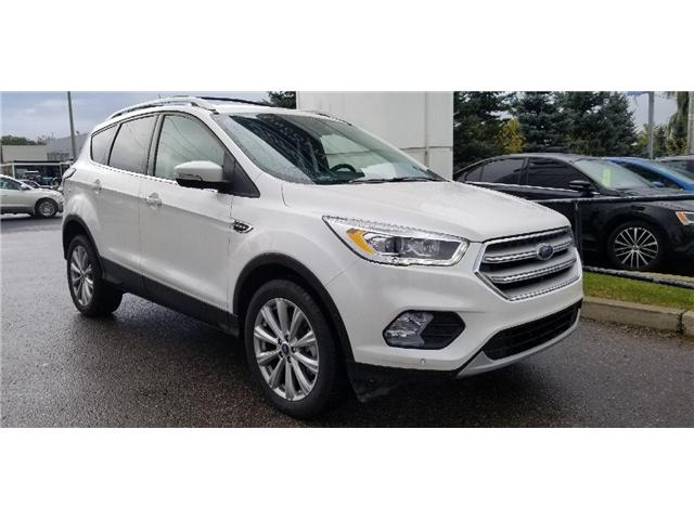 2018 Ford Escape Titanium (Stk: P8381) in Unionville - Image 1 of 22
