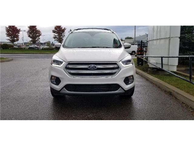 2018 Ford Escape Titanium (Stk: P8381) in Unionville - Image 2 of 22