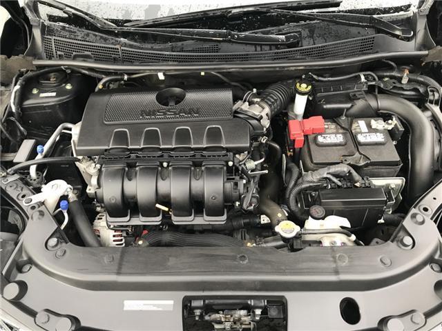 2017 Nissan Sentra 1.8 SV (Stk: 10156) in Lower Sackville - Image 10 of 20