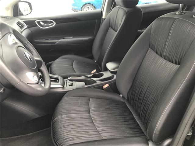 2017 Nissan Sentra 1.8 SV (Stk: 10156) in Lower Sackville - Image 12 of 20