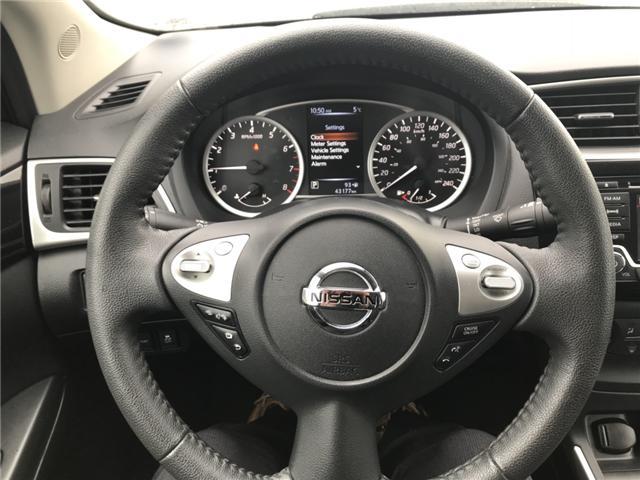 2017 Nissan Sentra 1.8 SV (Stk: 10156) in Lower Sackville - Image 17 of 20
