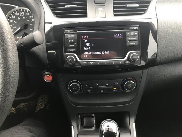 2017 Nissan Sentra 1.8 SV (Stk: 10156) in Lower Sackville - Image 18 of 20
