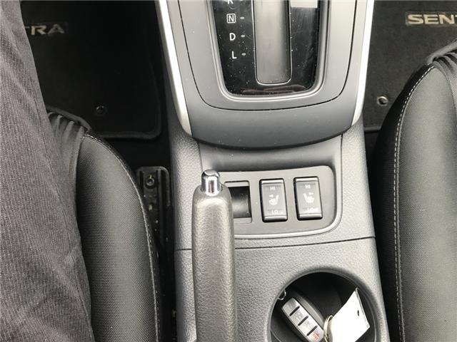 2017 Nissan Sentra 1.8 SV (Stk: 10156) in Lower Sackville - Image 19 of 20