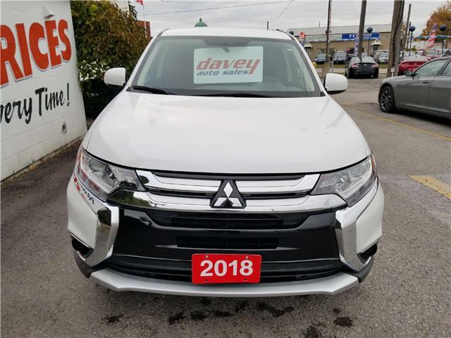 2018 Mitsubishi Outlander ES (Stk: 18-646) in Oshawa - Image 2 of 16
