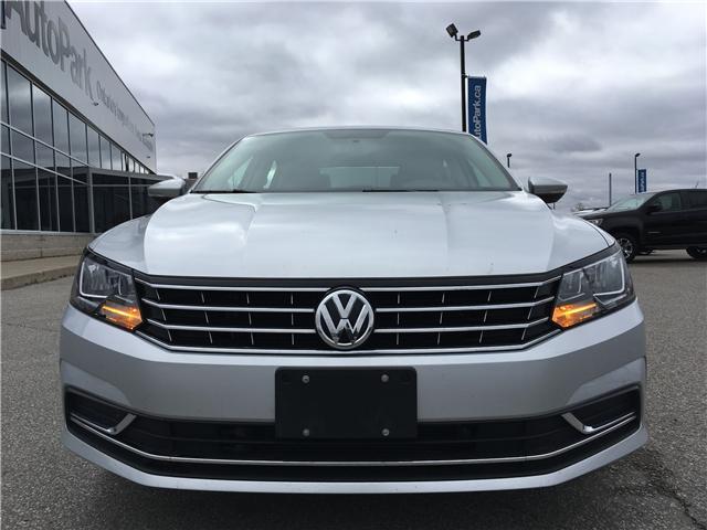 2018 Volkswagen Passat 2.0 TSI Trendline+ (Stk: 18-21757RJB) in Barrie - Image 2 of 26