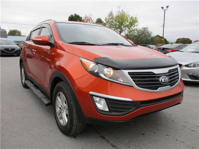 2013 Kia Sportage LX (Stk: 181610) in Kingston - Image 1 of 12