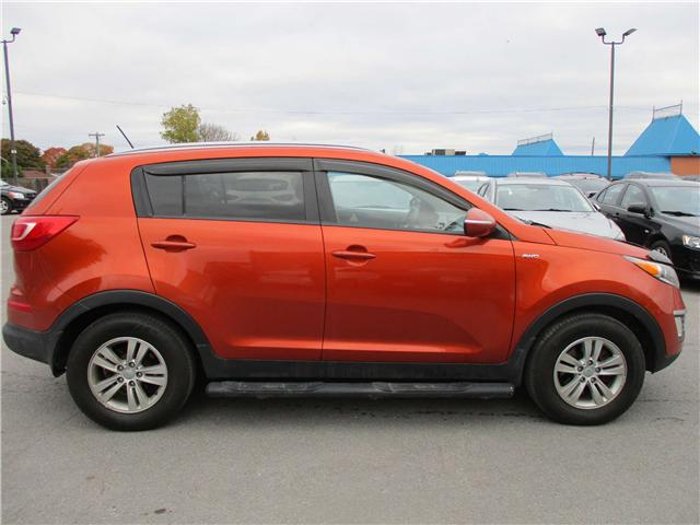 2013 Kia Sportage LX (Stk: 181610) in Kingston - Image 2 of 12