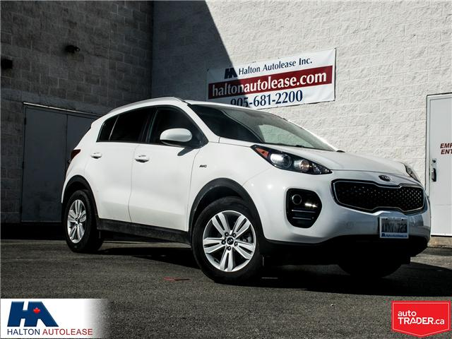 2017 Kia Sportage LX (Stk: 310122) in Burlington - Image 1 of 15