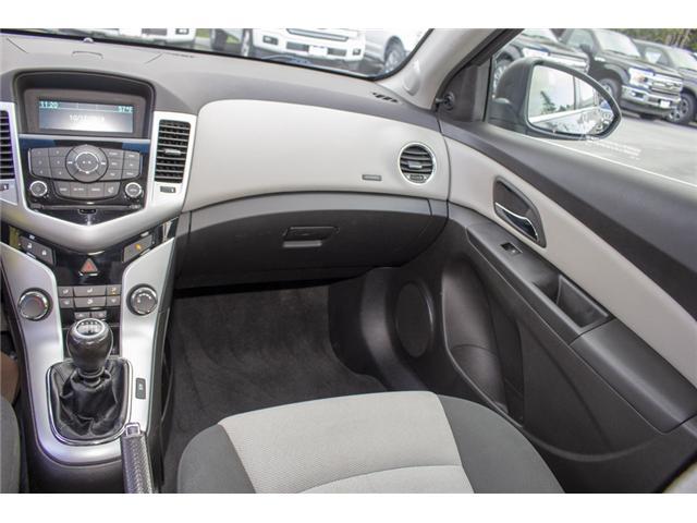 2011 Chevrolet Cruze LS (Stk: P2989B) in Surrey - Image 12 of 20