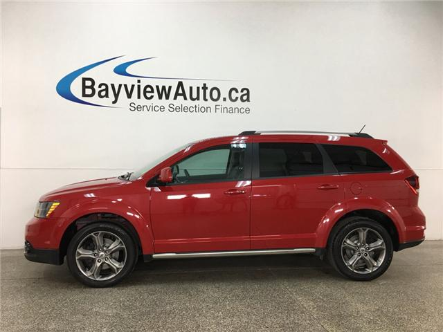 2018 Dodge Journey Crossroad (Stk: 33656ER) in Belleville - Image 1 of 28
