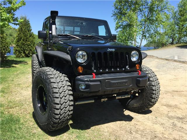 2013 Jeep Wrangler Unlimited Sahara (Stk: 1671) in Garson - Image 10 of 12