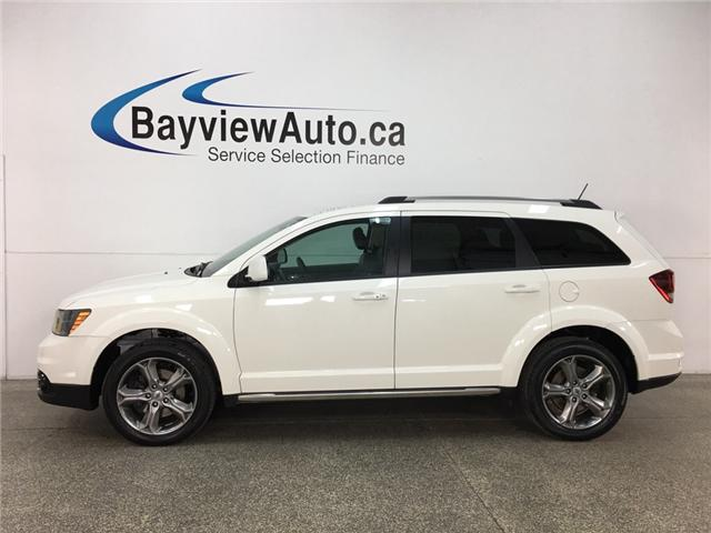 2018 Dodge Journey Crossroad (Stk: 33652ER) in Belleville - Image 1 of 29