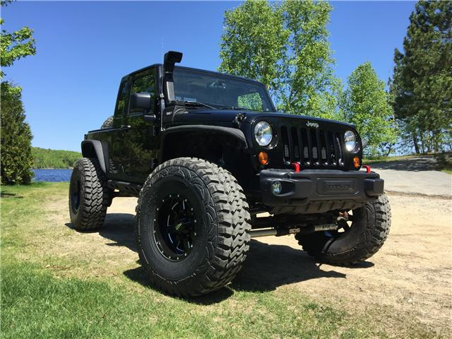 2013 Jeep Wrangler Unlimited Sahara (Stk: 1671) in Garson - Image 9 of 12