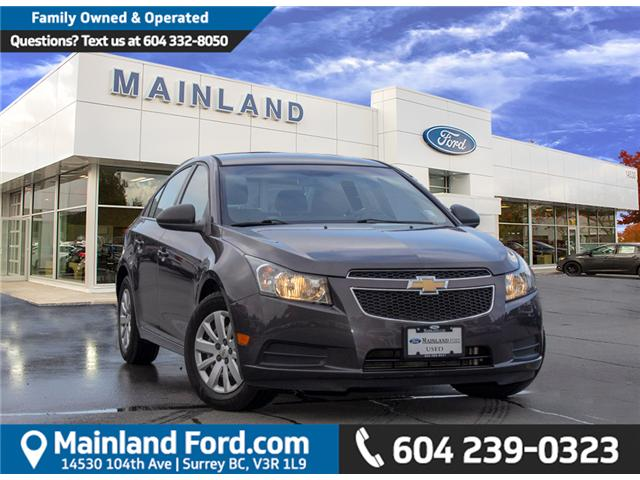 2011 Chevrolet Cruze LS (Stk: P2989B) in Surrey - Image 1 of 20