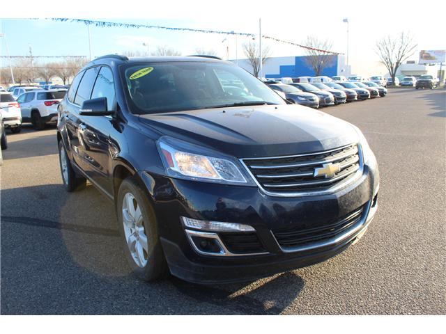 2016 Chevrolet Traverse 1LT (Stk: 168595) in Medicine Hat - Image 1 of 12