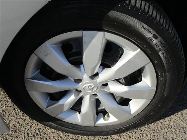 2015 Toyota Corolla CE (Stk: 1910171 ) in Regina - Image 11 of 30