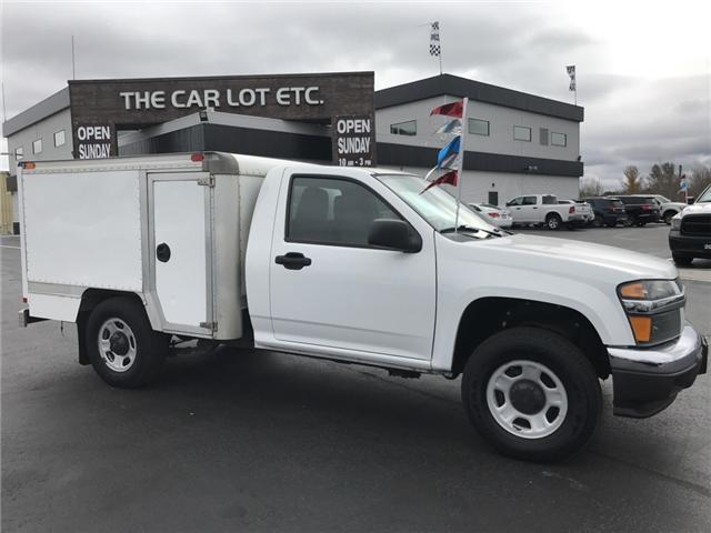 2012 Chevrolet Colorado  (Stk: 18544) in Sudbury - Image 1 of 12
