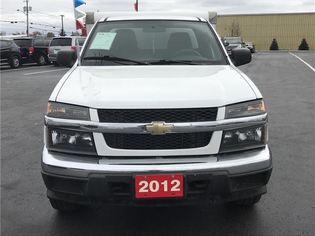 2012 Chevrolet Colorado  (Stk: 18544) in Sudbury - Image 2 of 12