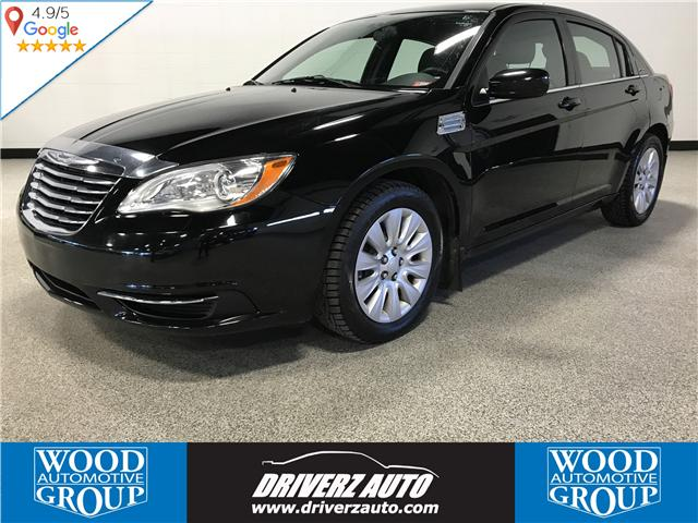 2013 Chrysler 200 LX (Stk: W11680A) in Calgary - Image 1 of 10