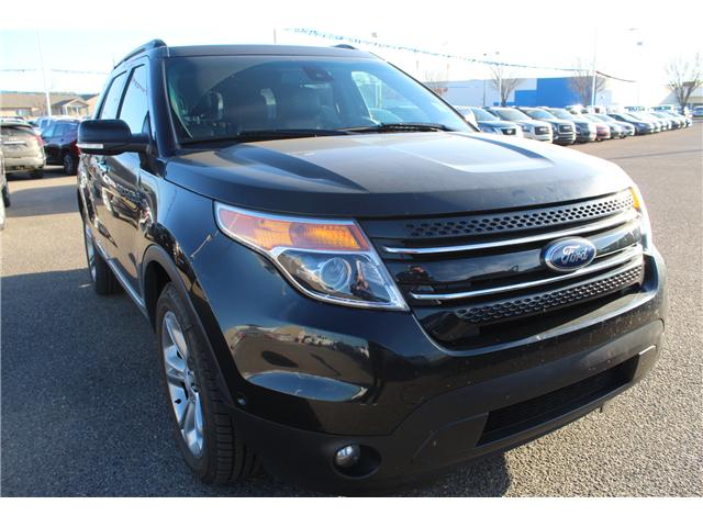2014 Ford Explorer Limited (Stk: 168862) in Medicine Hat - Image 1 of 16
