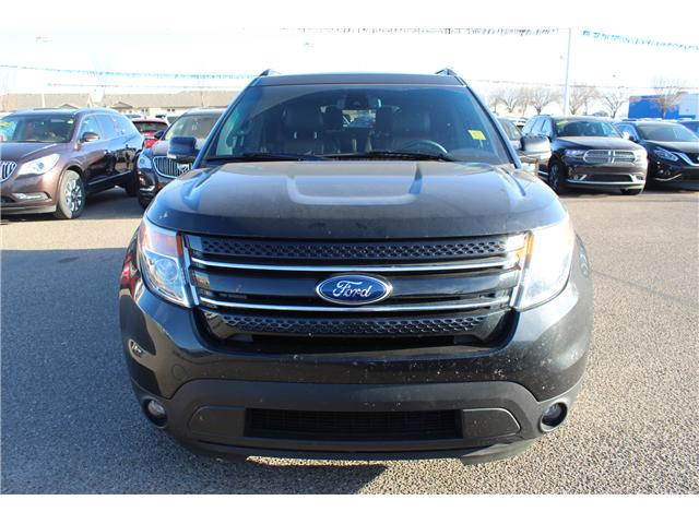 2014 Ford Explorer Limited (Stk: 168862) in Medicine Hat - Image 2 of 16