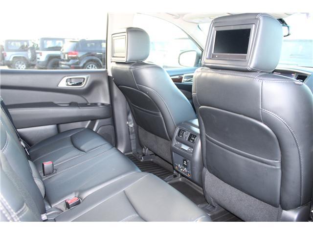 2015 Nissan Pathfinder Platinum (Stk: 133564) in Medicine Hat - Image 10 of 23