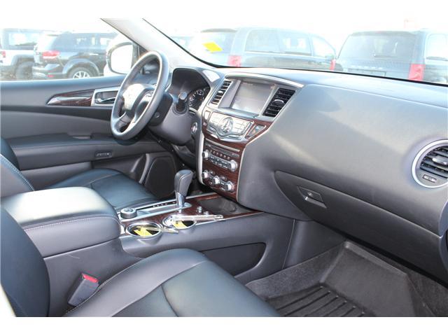 2015 Nissan Pathfinder Platinum (Stk: 133564) in Medicine Hat - Image 12 of 23