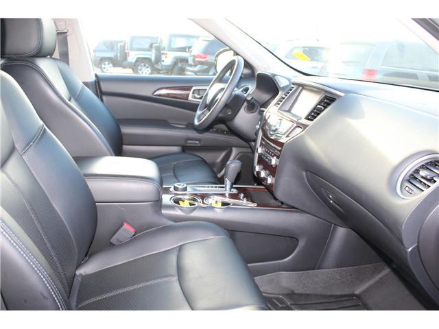 2015 Nissan Pathfinder Platinum (Stk: 133564) in Medicine Hat - Image 13 of 23