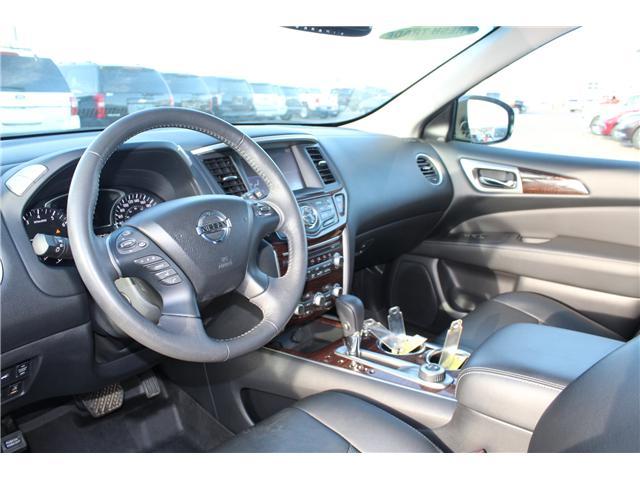 2015 Nissan Pathfinder Platinum (Stk: 133564) in Medicine Hat - Image 15 of 23