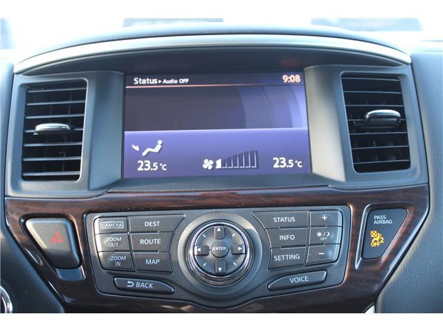 2015 Nissan Pathfinder Platinum (Stk: 133564) in Medicine Hat - Image 21 of 23