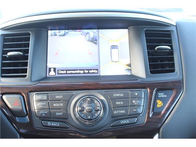 2015 Nissan Pathfinder Platinum (Stk: 133564) in Medicine Hat - Image 22 of 23