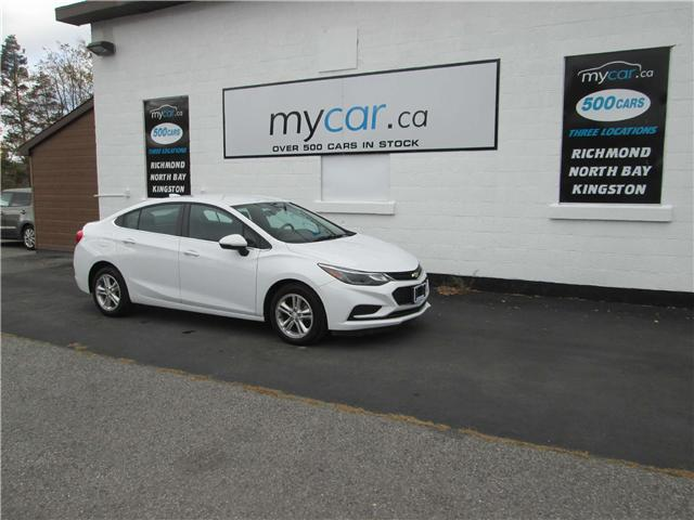 2017 Chevrolet Cruze LT Auto (Stk: 181581) in Richmond - Image 2 of 13