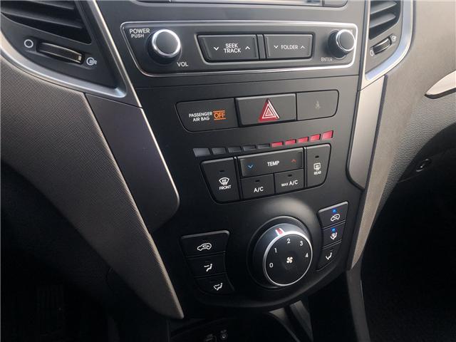 2018 Hyundai Santa Fe Sport 2.4 Base (Stk: H2332) in Saskatoon - Image 16 of 22