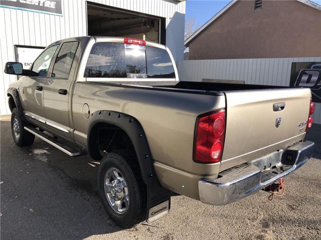 2008 Dodge Ram 2500 Laramie (Stk: 13986) in Fort Macleod - Image 3 of 19
