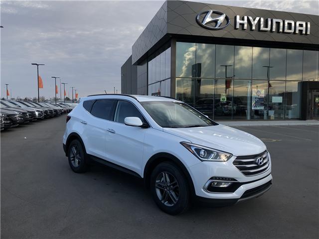 2018 Hyundai Santa Fe Sport 2.4 Base 5NMZTDLB3JH091477 H2332 in Saskatoon