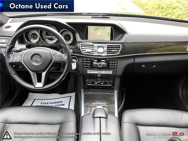 2014 Mercedes-Benz E-Class Base (Stk: ) in Scarborough - Image 21 of 22