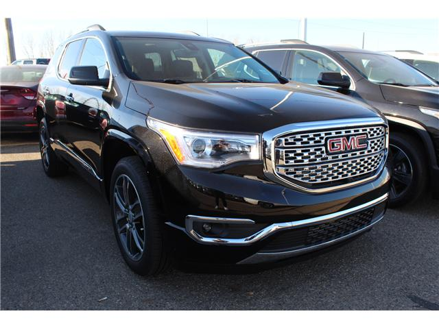 2019 GMC Acadia Denali (Stk: 168630) in Medicine Hat - Image 1 of 20