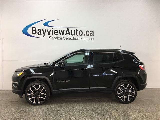 2017 Jeep Compass Limited (Stk: 33471R) in Belleville - Image 1 of 27