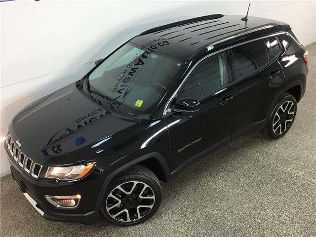 2017 Jeep Compass Limited (Stk: 33471R) in Belleville - Image 2 of 27