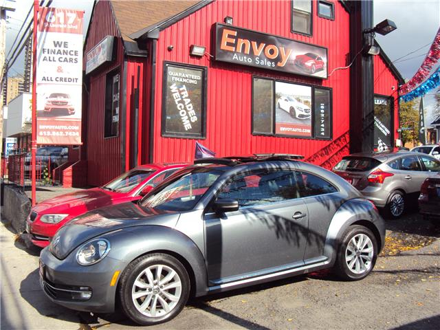 2015 Volkswagen The Beetle 1.8 TSI Comfortline (Stk: ) in Ottawa - Image 1 of 20