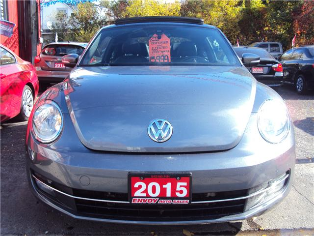 2015 Volkswagen The Beetle 1.8 TSI Comfortline (Stk: ) in Ottawa - Image 2 of 20